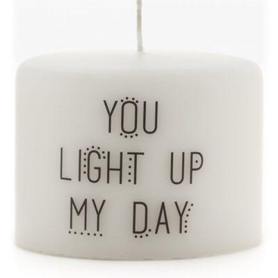 pilaarkaars print light up